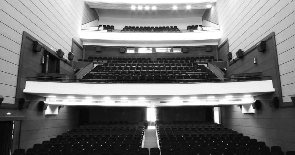 Cineteatro São Pedro - Vista interior