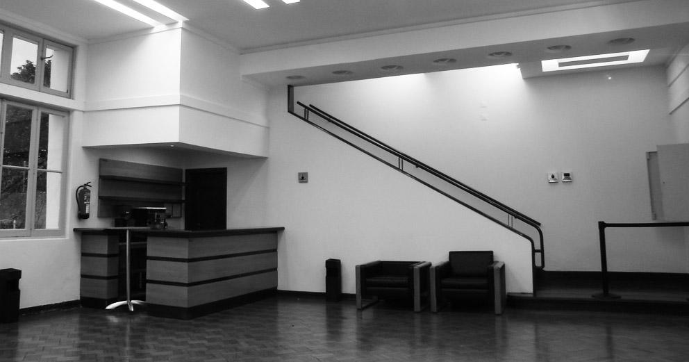 Cineteatro São Pedro - Zona de cafetaria