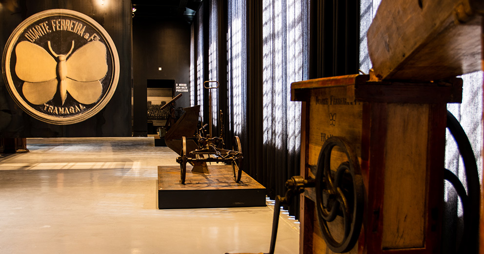 Exposição no Museo Ibérico