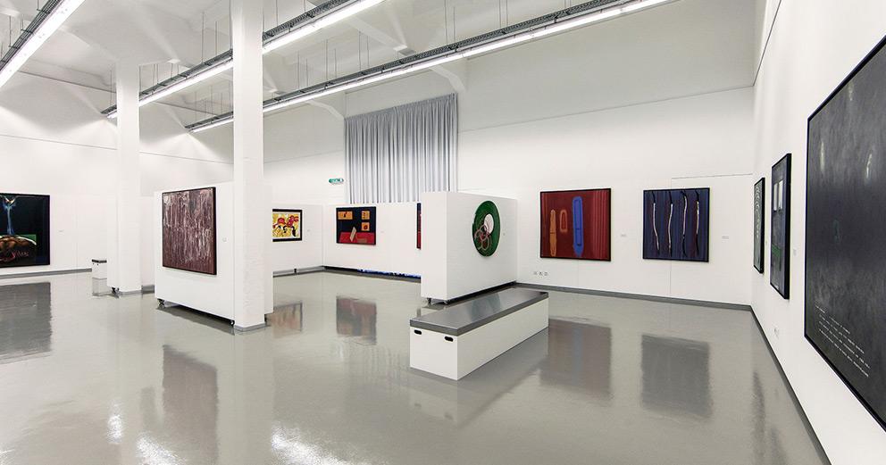 Recuperação dos frescos no museu Dom Lopo de Almeida