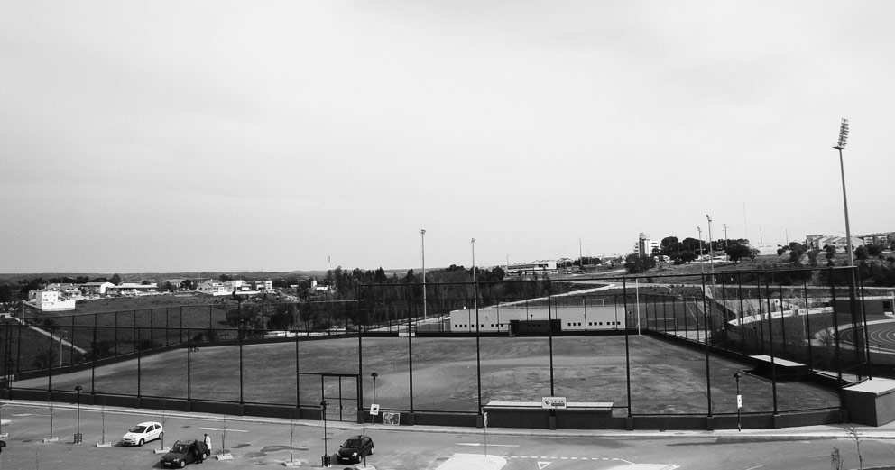 Cidade Desportiva - Campo de Basebol