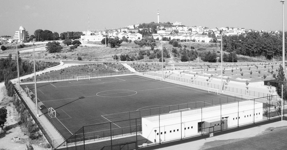 Cidade Desportiva - Campo n.º2