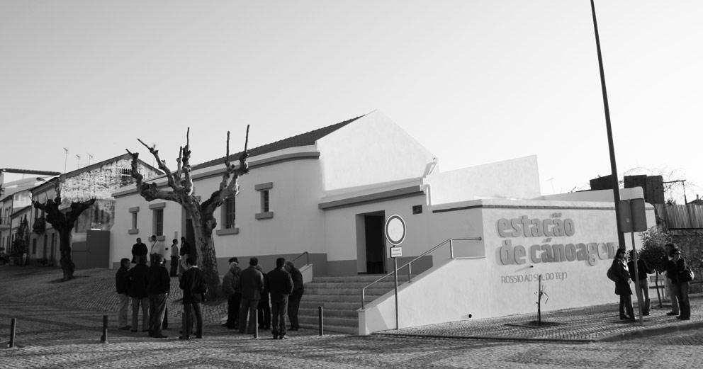 Estação de Canoagem do Rossio