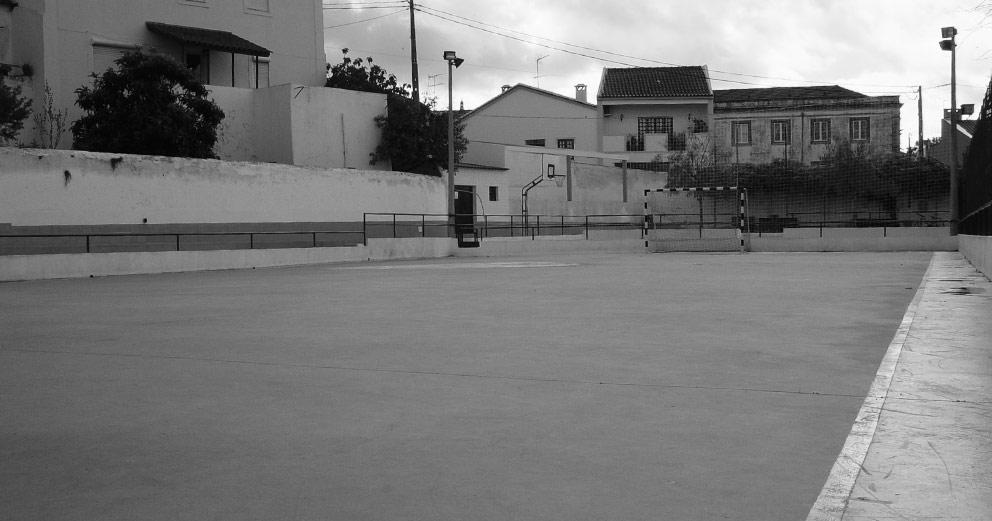 Polidesportivo de Rio de Moinhos