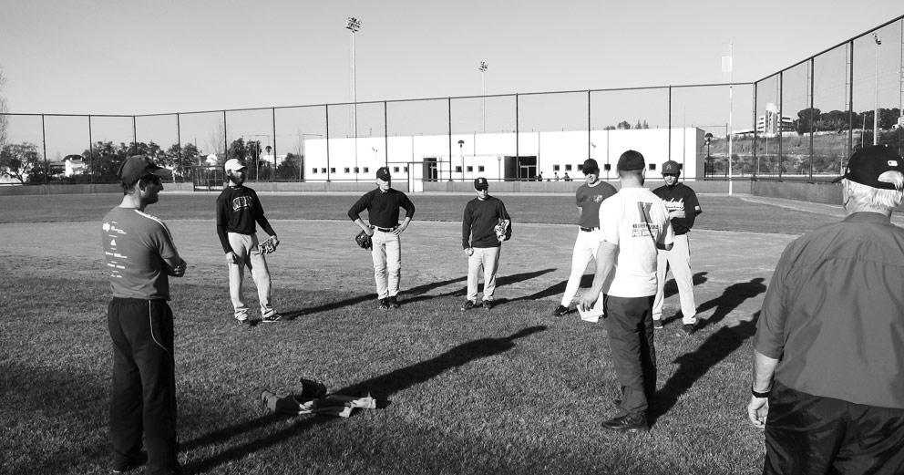 Curso de Treinadores - Basebol