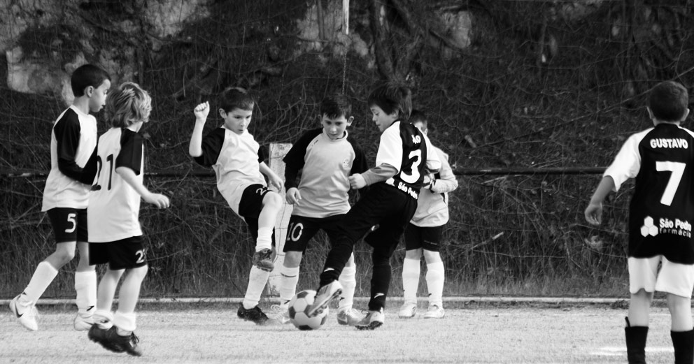 Torneio de Futebol - Escolinhas