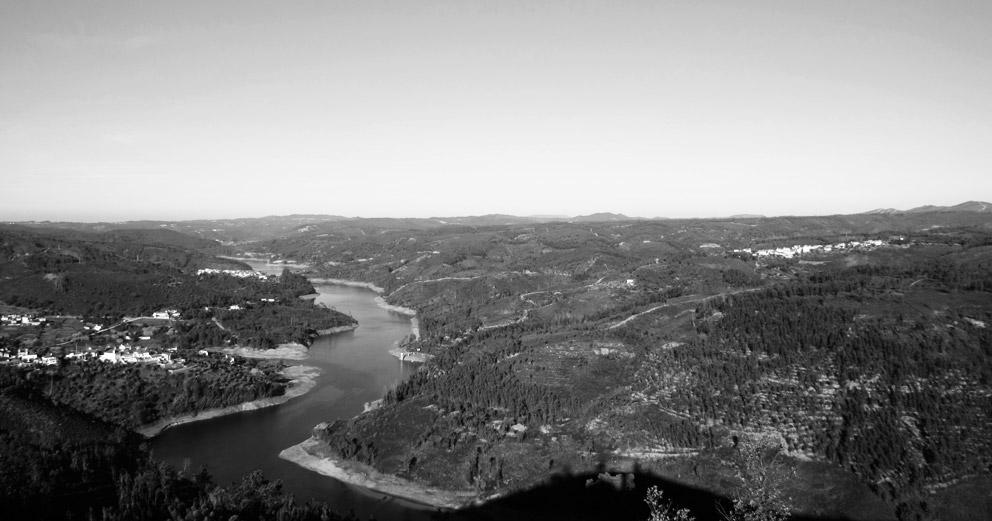 Vista do Miradouro da matagosa