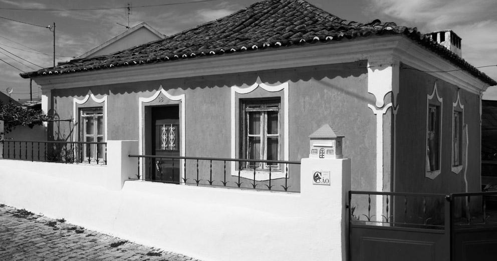 Casa térrea típica