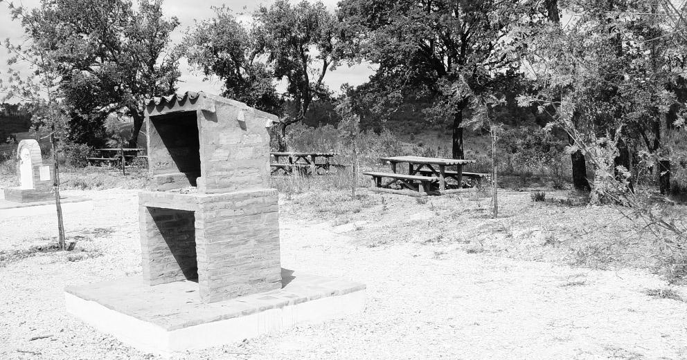 Parque de Merendas da Capela de N. Sra. dos Matos