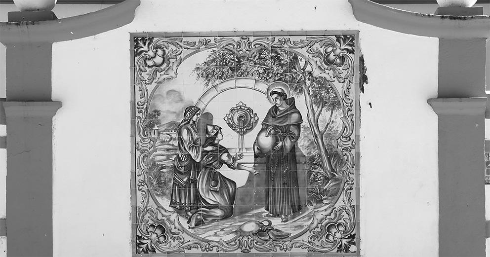 Fonte de Santo António em Alvega
