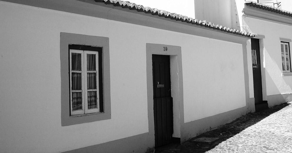 Casa térrea típica de S. Miguel