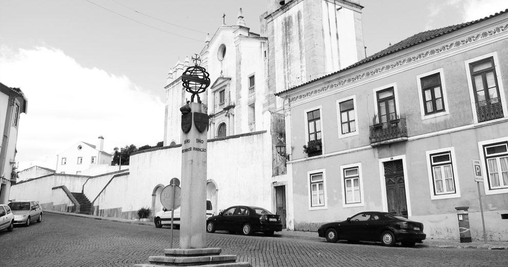 Estacionamento no Centro Histórico