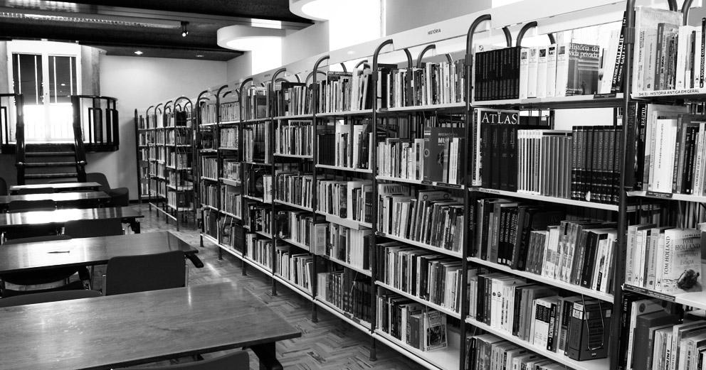 Biblioteca Municipal António Botto - Sala de Leitura