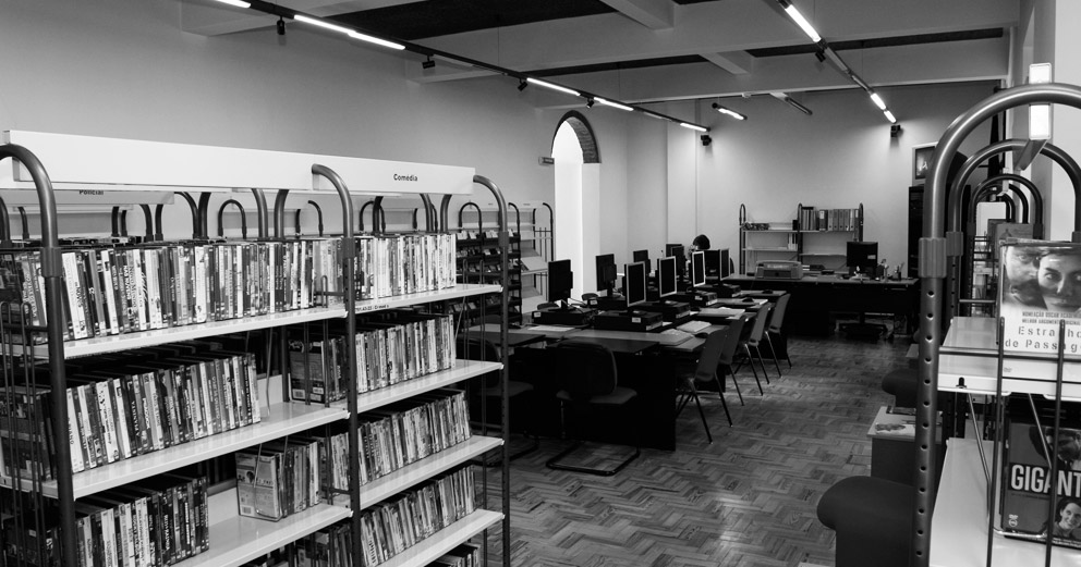 Biblioteca Municipal António Botto - Multimédia e audiovisuais
